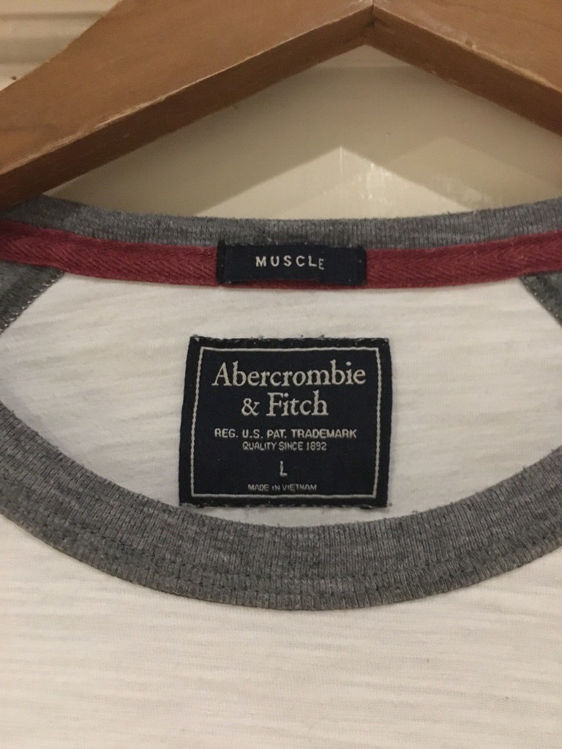Billede af Abercrombie & Fitch - Muscle Tee